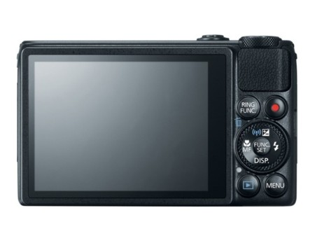 Canon S120 trasera