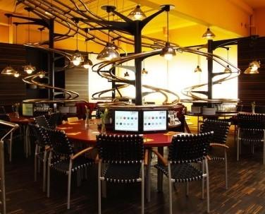 Un restaurante sin camareros en Nuremberg