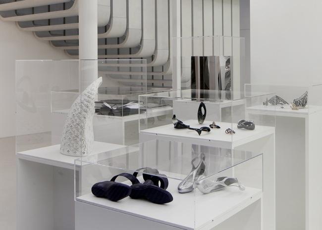 Foto de Galería de Zaha Hadid abierta al público en el centro de Londres (3/7)