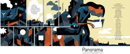'Panorama. La novela gráfica hoy', una antología sublime