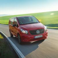 La nueva eVito de Mercedes-Benz dobla la autonomía de su antecesora: hasta 420 kilómetros con una carga