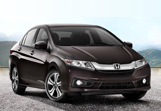 Honda City 2015: Precios, versiones y equipamiento en México