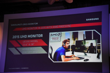 Amd Freesync Samsung Uhd Display