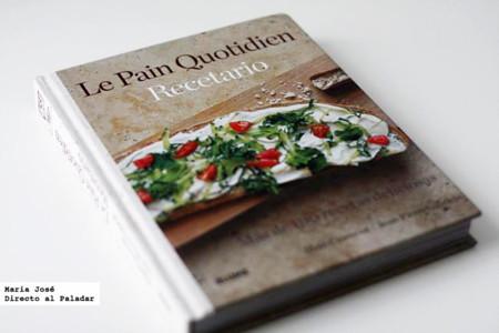 Le Pain Quotidien Recetario. Libro de recetas