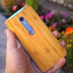 Nuevo smartphone Motorola aparece en fotografía, ¿más móviles en camino?