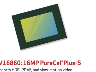 Cuidado Sony, Omnivision presume del 4K más fluido en su nueva cámara de 16 megapíxeles