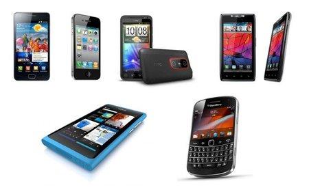Mejores smartphones en México para esta navidad