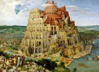 Toda la investigación y tecnología necesarias para intentar acabar con la torre de Babel