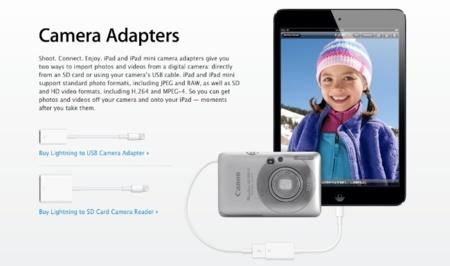 Nuevos adaptadores Lightning para los dispositivos iOS