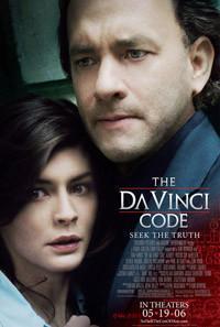 El Código da Vinci, ¿poster definitivo?