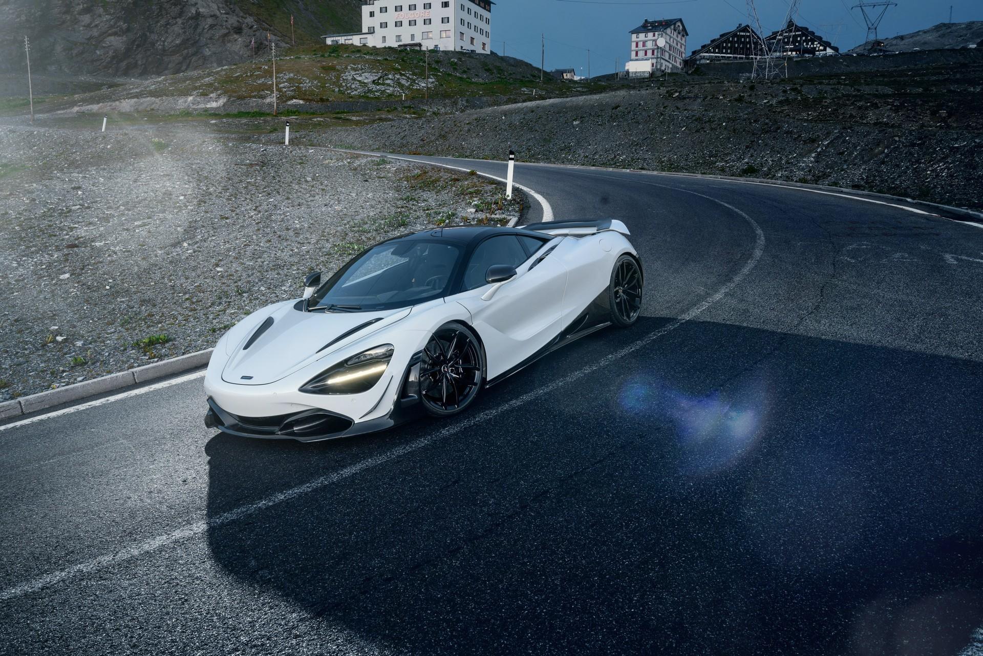 Foto de McLaren 720S por Novitec (1/9)
