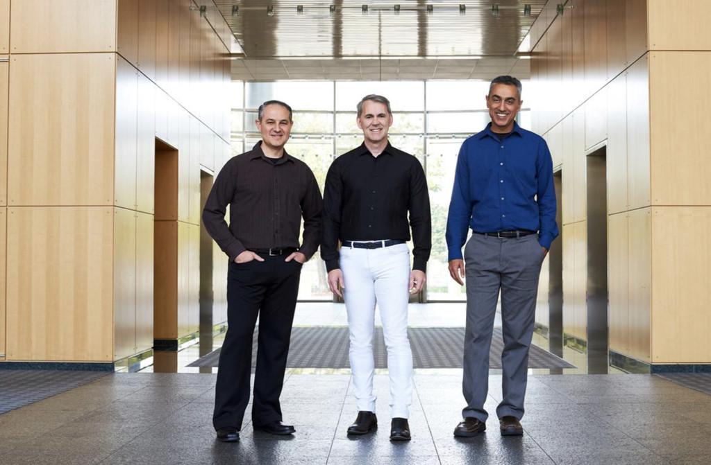 Tres ex empleados de Apple han creado NUVIA, una compañía de procesadores que busca hacer frente a Intel y AMD