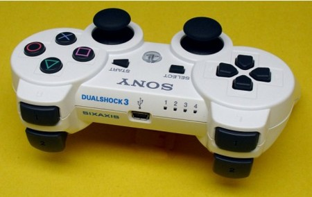 DualShock 3 para PS3, oficialmente en abril