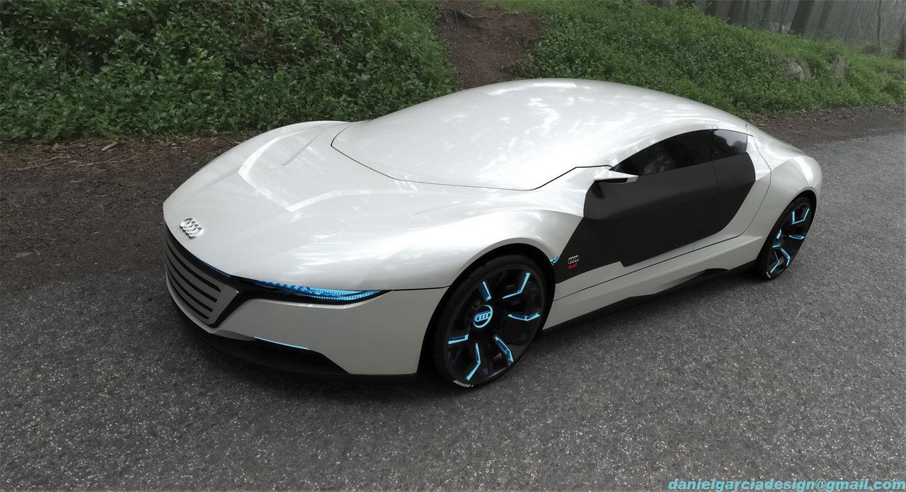 Foto de Audi A9 Concept por Daniel García Banos (1/14)