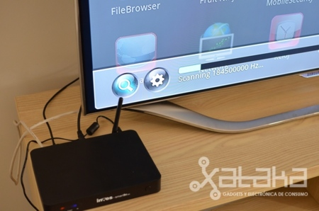 Inves Smart TV en el salón