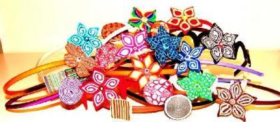 Diademas: con fuerza y llenas de colores