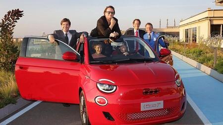 Fiat 500 Red 7