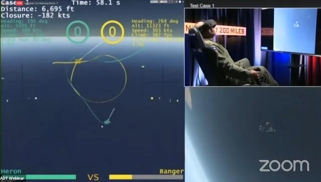 La inteligencia artificial ya pilota un F-16 mejor que nadie: aplasta por 5-0 a un veterano piloto conciliador en combates simulados