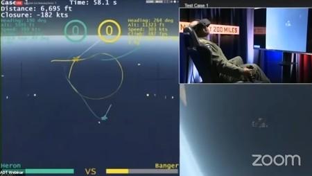 La inteligencia artificial ya pilota un F-16 mejor que nadie: aplasta por 5-0 a un veterano piloto humano en combates simulados