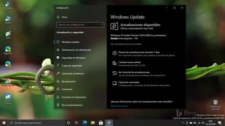 Microsoft lanza la Build 20241 y se mejora la interfaz con las aplicaciones que se adaptan a los temas de Windows