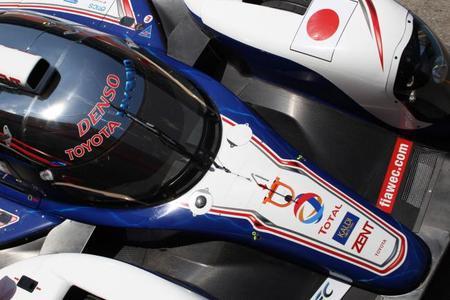 El Toyota TS030 Hybrid 2013 debutará en Spa-Francorchamps