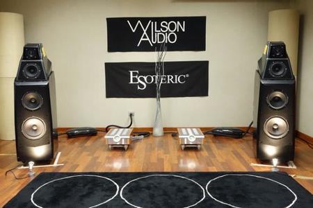 Audiciones: Wilson Audio y D'Agostino, protagonistas de uno de los mejores equipos HiFi que hemos escuchado