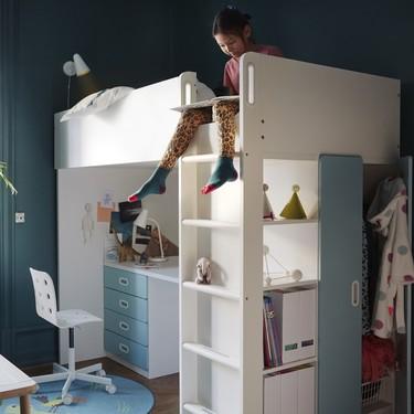 Como locos con el nuevo catálogo IKEA 2019: Espacios infantiles a todo color con mobiliarios prácticos y atrevidos
