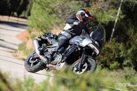 Harley Davidson Pan America 1250 2021 Prueba 004