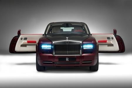 Rolls-Royce Phantom Coupe Ruby Limited Edition, ejemplar único para Abu Dhabi