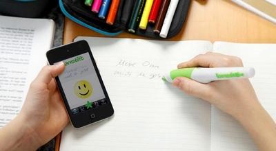 ¿Un bolígrafo digital con WiFi que corrige nuestra ortografía? Lo están desarrollando