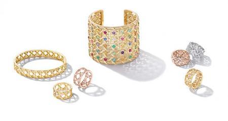 ¿Cómo se crean las joyas del Cannage de Dior? (I)