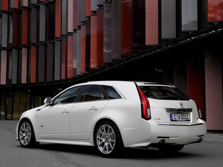 Cadillac Cts V Sport Wagon