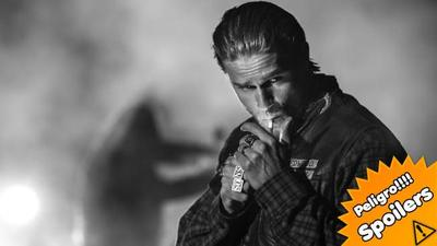 'Sons of Anarchy' termina agonizando