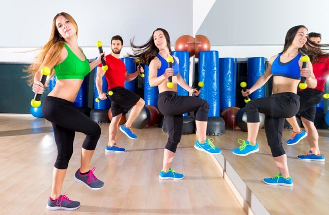 Clase Fitness