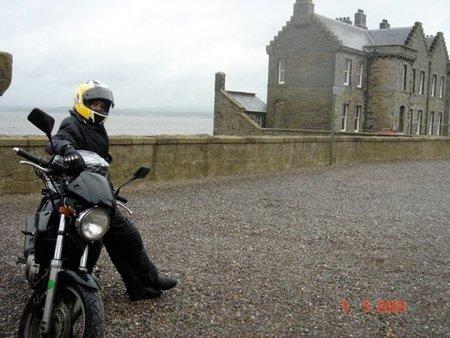 Lis en Escocia