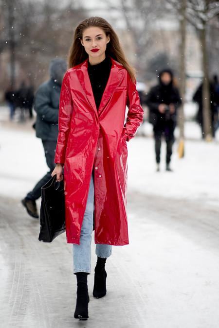 street style pfw nieve