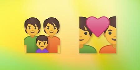 Android 9 Pie estrena 157 nuevos emojis: género neutro, pelirrojos, mango, monopatín y más