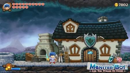 De las cenizas de Flying Hamster II surge Monster Boy, lo nuevo del creador de Wonder Boy
