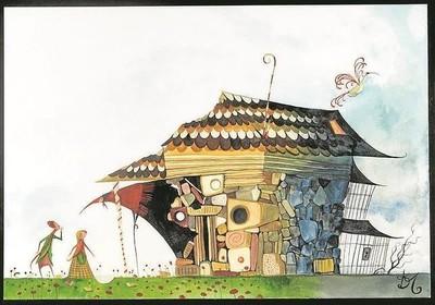 'Hansel y Gretel en la biblioteca de chocolate', una exposición de la Biblioteca Nacional de España