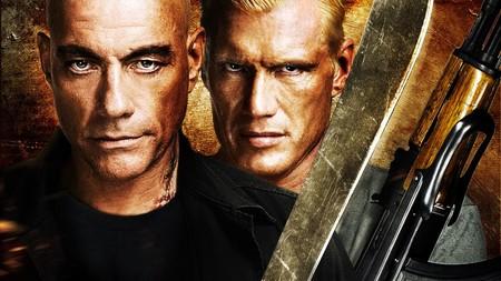 Jean-Claude Van Damme y Dolph Lundgren serán aliados por primera vez en 'Black Water'