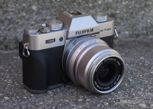 Fujifilm X-T20, análisis: probamos una renovada sin espejo pequeña pero matona