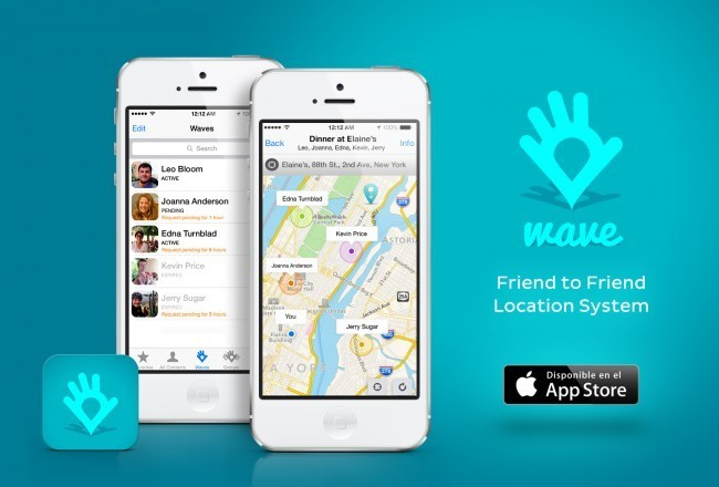 Wave, la app española que quiere conseguir lo que Google Latitude nunca fue capaz de alcanzar