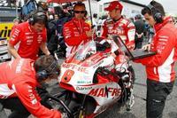 Post GP Portugal 2011: Héctor Barberá se lesiona una vértebra en la caída de la curva cuatro