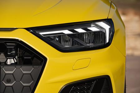 Audi A1 2018 prueba contacto