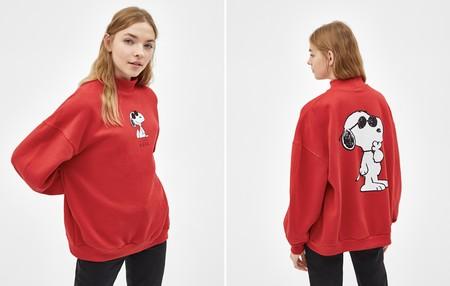 Bershka Snoopy Arale 03