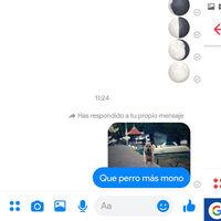Facebook Messenger añade las respuestas a mensajes: así funcionan