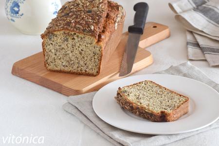 Pan keto de proteínas: receta saludable sin gluten