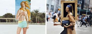 Shusaku Takaoka, el artista que imagina cómo serían las princesas Disney, La joven de la perla y otras musas de la historia del arte si tuvieran Instagram