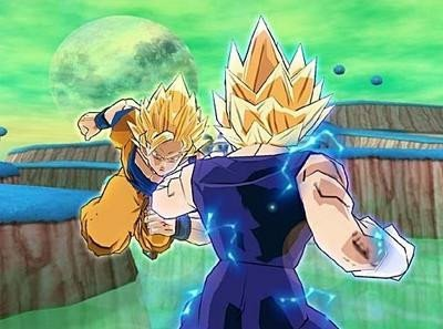 Dragon Ball Z: Budokai Tenkaichi, primeras capturas