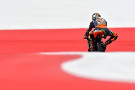 Brad Binder Austria Moto3 2016